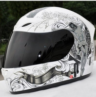abs collar - Tanked racing T112 High quality Full Face helmet Scooter helmet Giving winter collar Genuine Abs Pc material safety helmet