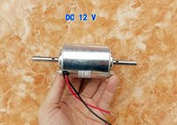 Wholesale Dual axis DC V MM silent DC motor