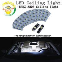 Чтение панели Цены-1set X Панель СИД для Benz A203 Потолочный светильник / лампа для чтения