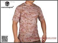 Capas base España-Camisas corrientes AOR1 A2 en la camiseta del MR