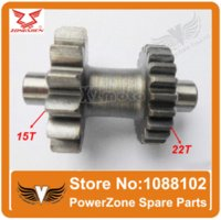 Wholesale ZONGSHEN CB250 cc Air Cooled Chain Drive Engine Starter Motor Gear Dual Link Gear Drive Gear Main amp Counter Gear
