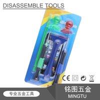 Wholesale 6 in Opening Repair Pry Tools Screwdrivers Set Kit For iPad Mini Air PDA