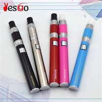 battery operated cigarette - 2016Hot wax vaporizer kit quartz coil electronic cigarettes pure taste and ecig batteries durable to operate and easy to clean
