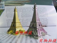 Wholesale Rong Xu Paris tower Eiffel Tower U disk U disk USB high end shipping special offer creative gifts