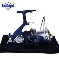 best baitcasting fishing reels - 2015 SeaKnight Diwa Wheel BB Big Spinning Fishing Reel Baitcasting Reels Series Sea Fishing Tackle Best Quality New
