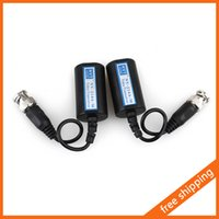 Wholesale Twisted Pair Video Transceiver NV A M For CCTV Camera