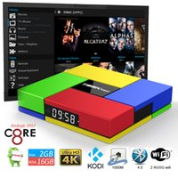 bands player - S912 T95K Pro Android OTT TV Box gb gb octa core KODI TV BOX support dual band WIFI K H Smart streaming media player