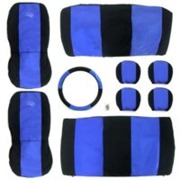 Wholesale Universal Car Covers Interior Accessories Seat cushion Protector Mat Pads Car Seat Covers Set for Car Care blue hot sale