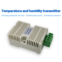 Wholesale 2016 SHT10 Temperature and Humidity Transmitter Output Version RS485
