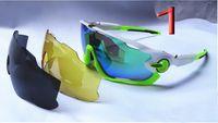 amber silvers - New Men Polarized Jawbreaker Sunglasses oculo masculino Zonnebril Sun Glasses lunette de soleil homme Eyewear occhiali da Drop shipping