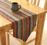 bar mat runner - European Fashion Table Runner Cloth dining table mat coffee tea table tablecloth bar restaurant decoration home decor LW0322