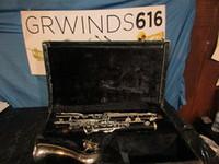 Wholesale selmer paris series wood bass clarinet rang to low eb t5570