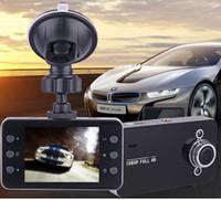 auto logger - DHL K6000 Car DVR Camera Mega Novatek Dash Cam Auto Video Recorder Full HD P Dual LED Night Vision Video Registrator Car logger