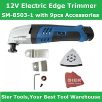 Wholesale 12V Power Tools V Electric Edge Trimmer SM with Accessories Sier Universal grinding machine Electric Planer with CE GS