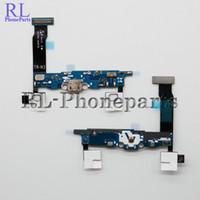 Precio de Notas t móviles-10pcs / lot para el cable portuario de la flexión del puerto del muelle del usb del conectador del cargador de N910T T-Mobile de la nota 4 de la galaxia de Samsung, envío libre