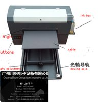 Wholesale Direct UV printer T shirt printer Garment printer texile printer with white color