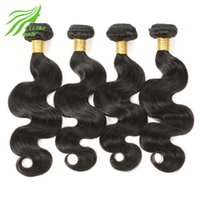 best weave products - Body Wave Human Hair Best Selling Indian Peruvian Malaysian Original Human Hair Weft Wavy Brazilian Body Wave Hair Weaves Products