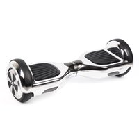 Wholesale Led RGB Chrome Scooter Smart Balance Wheel Self Balancing Inch Two Wheel Scooter with Samsung Battery