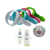 Wholesale pieces safe avent bottle handles for Wide mouth classic series feeding bottle