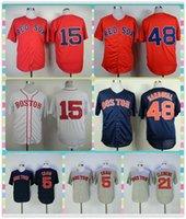 allen craig jersey - New Men s Boston Red sox Baseball Jersey Allen Craig Dustin Pedroia Roger Clemens Pablo Sandoval White Red Blue Jerseys