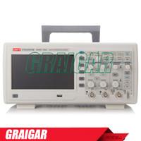 Wholesale UNI T UTD2202CM MHz GS s Channels Desktop Digital Oscilloscopes