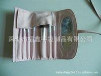 Wholesale 5pcs Shenzhen manufacturers supply customized fashion lady brush makeup brush pack