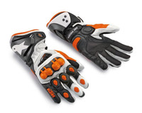 Wholesale GP PRO racing motorcycle gloves knight riding gloves from riding gear color orange made in guangzhou