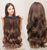 Wholesale 60cm Blonde Ombre Wig Long Straight Cheap Women Synthetic Wig Fashion Natural Hair Women s Brown Wigs For White Women