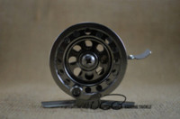 Wholesale 1 Piece Aluminum Alloy Full Metal Fishing Wheel For Ice amp Fly Fishing Reel Good Quality Small Sized