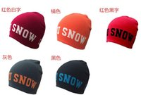 Wholesale Facotry wholesle new style men and women ski hat sport hat wenter warm windproof hat men and women outdoor hat