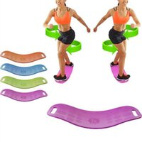Wholesale New Simply Fit Board The Workout With a Twist Core Workout Board Exercise Board Simply Fit by Lori Greiner