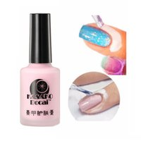 Wholesale New ml Magic Pink Liquid Peel Off Nail Art Tape Latex Tape Palisade Easy Clean Finger Skin Care Cream For Nail Tool