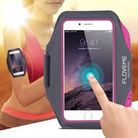 band iphone cases - Floveme inch Universal Sport Arm Band Case Cover For iPhone Plus S Plus S C For HTC M7 M8 M9 For LG G4