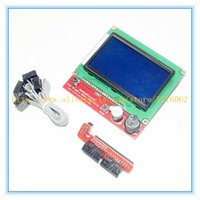 Wholesale Hot Sale D Printer Kit Smart Parts RAMPS Controller Control Panel LCD Display Monitor Motherboard Blue Screen Module
