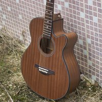 acoustic guitar range - 40 inch ballad Guitar Guitar sand Billy DK mid range acoustic Guitar Missing Angle beginners acoustic guitar