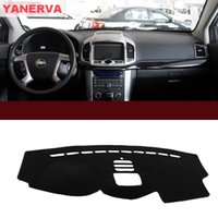 Wholesale Interior Car Dashboard Cover Light Avoid Pad Photophobism Mat Sticker For Chevrolet Captiva