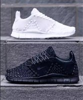 Wholesale 2016 Lab Free Inneva Woven II SP Runs Lightweight Running Shoes for Top quality Kanye West Fashion Reflective Sneakers Size