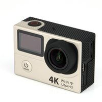 Wholesale Upgrade Eken H3 H3R Action camera Ultra HD K Video Sports Cameras With G Remote Control inch Dual Screen Mini Camcorder