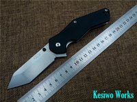 Wholesale Zero Tolerance ZT Tactical Folding Knife Camping Hunting Knife Outdoor Survival Tool G10 Handle Knife Pocket Knives