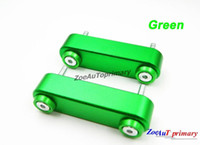 acura hoods - Green Hood Vent Spacer Risers For Acura Integra Civic EG EK