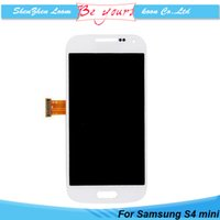 i9195 - For Samsung Galaxy S4 Mini i9195 i9190 i9192 i9198 LCD Display Touch Screen Digitizer without Frame DHL