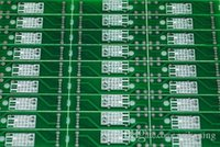Wholesale 2 Layer PCB Board Prototype manufacture Printed Circuit Board Supplier Low Price Strong Quality with Quick lead time