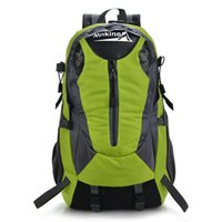 Wholesale 2016 New female travel backpack backpack large outdoor bag mountaineering bag male leisure custom computer bag