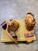 Wholesale sandals fashion ladies shoes ladies summer shoes