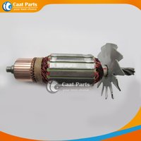 Wholesale AC V Teeth Drive Shaft Electric cutters machine Rotor for Bosch GCO14 High quality