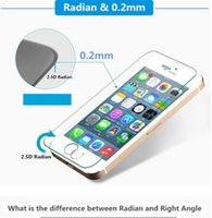 alcohol swabs - Tempered Glass For iphone7 S Plus Film Screen Protector with Alcohol swab for iPhone6 plus S S C