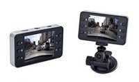 Wholesale K6000 NOVATEK P Full HD LED Night Recorder Dashboard Vision Veicular Camera dashcam Carcam video Registrator Car DVR