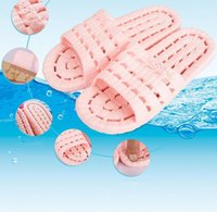 Wholesale 2016 summer mens womens indoor shoe sandals cheap slippers leaking bathroom sexy brand couple dragging a bath room wholesales shoes slippers