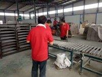 Wholesale Industrial ceramic Cordierite Mullite Extruded Tube refractory kiln furniture temperature degree