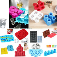 Wholesale Cup Mold Silicone Mold Cake Tools Ice Cream Ice Molds Cake Mould Cooking Tools Tools